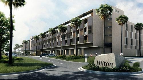 Hilton Hotel, Bahir Dar Ethiopia