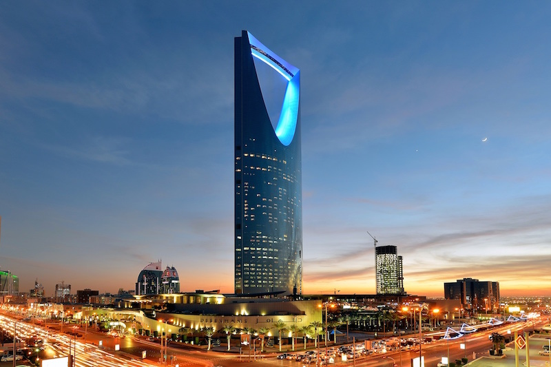 Kingdom Centre, Riyadh Saudi Arabia