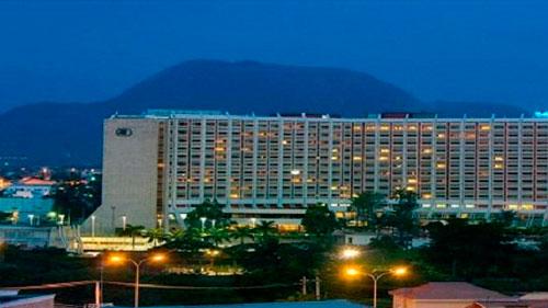 Transcorp Hilton Hotel, Abuja Nigeria