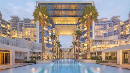 Viceroy Hotel-Palm Island, Dubai