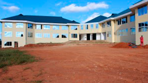 Health Centre, Njombe Cameroon