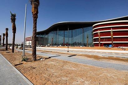 Al Ain Hospital, Abu Dhabi