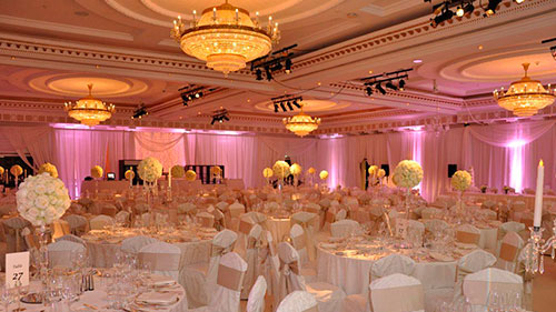 Multipurpose Banquet Center, Abuja Nigeria