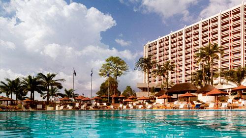 Transcorp Hilton Hotel, Ikoyi Lagos Nigeria