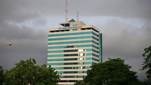 West Ridge Hotel, Accra Ghana