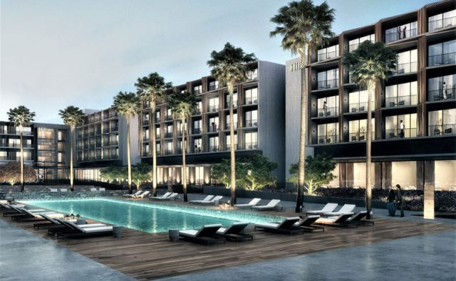 Gassim presents the Bahir Dar Hilton project (Ethiopia).